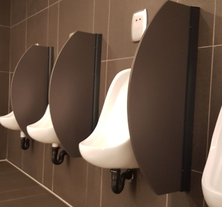 Urinal Screens Cubicle Solutions