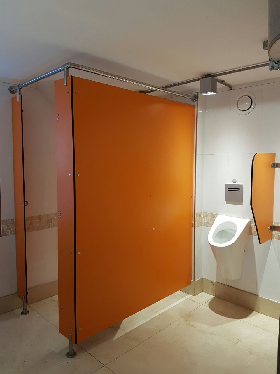 Density Of Plastic >> Toilet Cubicles – Cubicle Solutions