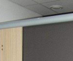 Cube Standard Aluminium Head rail